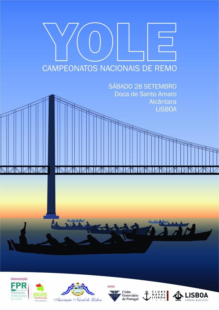 Lisboa recebe Nacionais de Yole