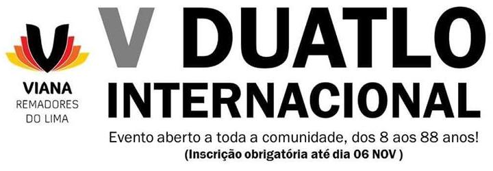 V Duatlo Internacional de Viana