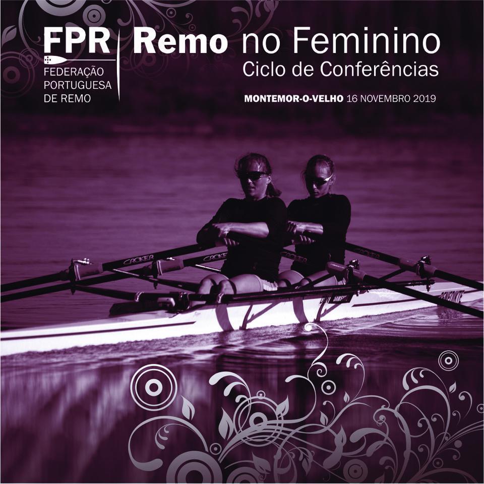 Acção de Formação - Remo Feminino