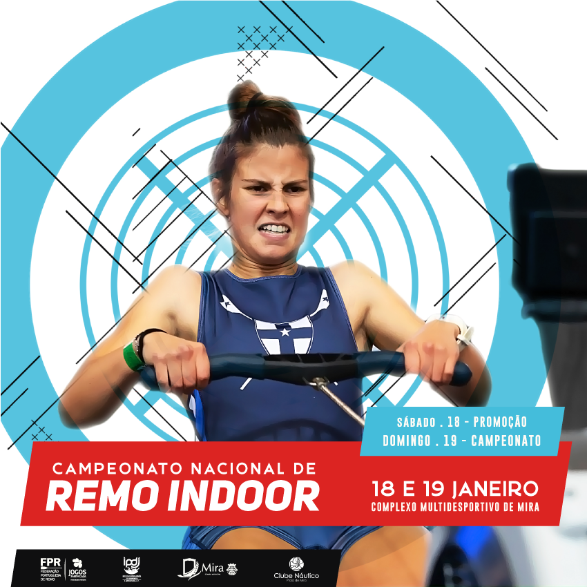 Campeonato Nacional de Remo Indoor 2020
