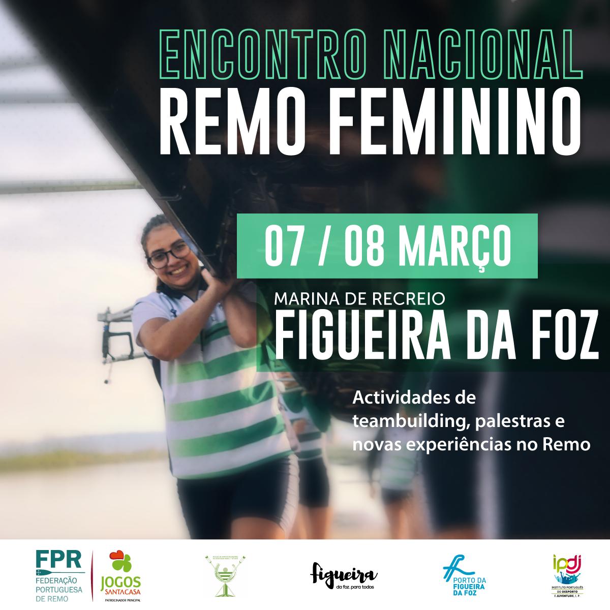 3º Encontro Nacional de Remo Feminino - Figueira da Foz