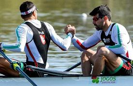Afonso e Fraga apuram Portugal para Jogos de Tóquio